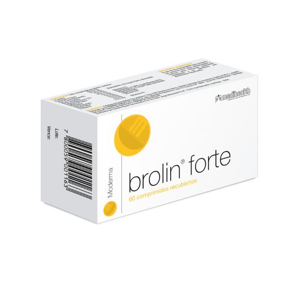 Dermatología Brolin Forte Brolin Forte
