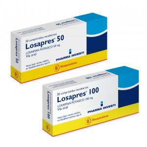 Bioequivalente Losapres Losapres