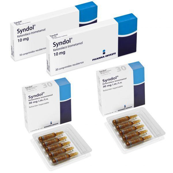 Bioequivalente Syndol Syndol