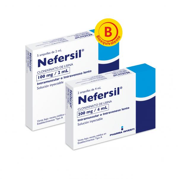 Bioequivalente Nefersil IV Nefersil IV