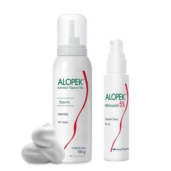 Dermatología Alopek Alopek