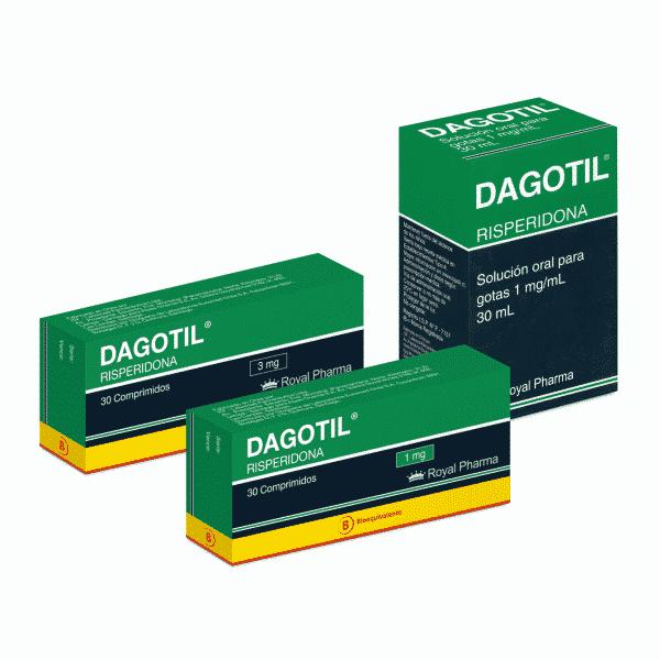 Bioequivalente Dagotil Dagotil