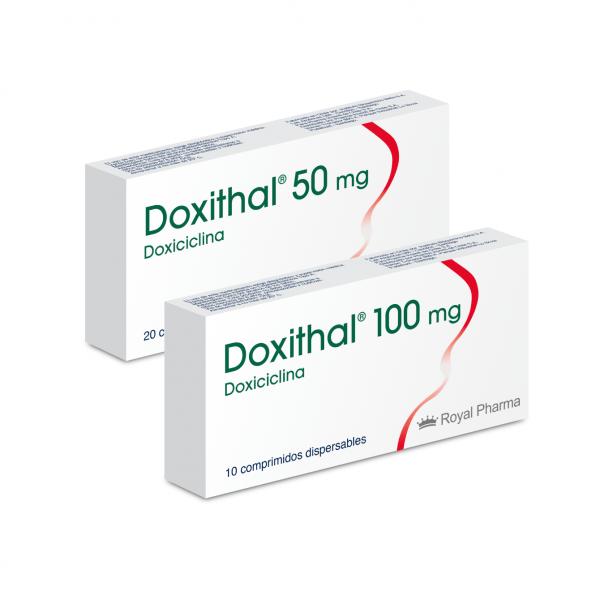 Dermatología Doxithal Doxithal