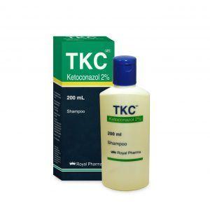 Dermatología TKC Shampoo TKC Shampoo
