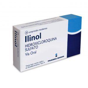 Bioequivalente Ilinol Ilinol
