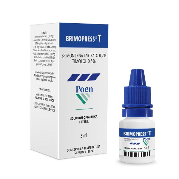 Oftalmología Brimopress T Brimopress T