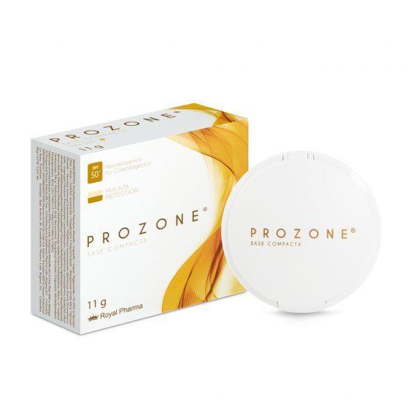 Dermatología Prozone base compacta Prozone base compacta