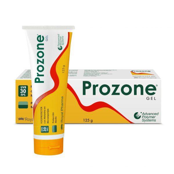Dermatología Prozone Gel Prozone Gel