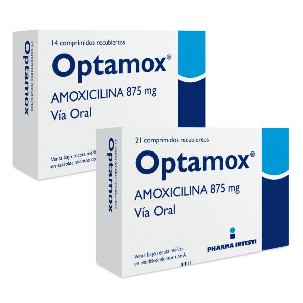 Broncopulmonar otorrino Optamox Optamox
